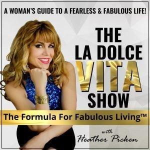 """La Dolce Vita Show with Heather Picken"""