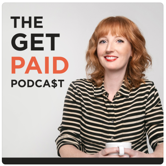 """""""The Get Paid Podcast: The Stark Reality of Entrepreneurship and Being Your Own with BossClaire Pelletreau"""""""
