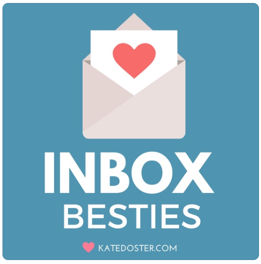 """Inbox Besties Email Marketing Podcast"""