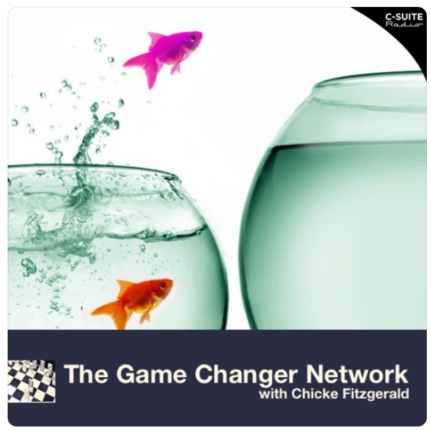 """""""The Game Changer Network Chicke Fitzgerald"""""""