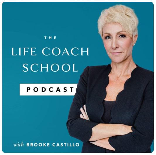 """""""The Life Coach School Podcast"""""""