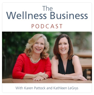 """""""The Wellness Business Podcast"""""""
