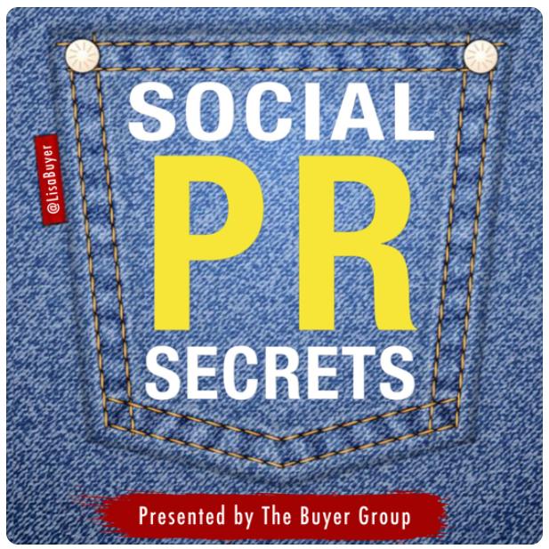 """Social PR Secrets Lisa Buyer"""
