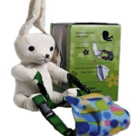 Product Review: The Hands-Free Bunny Bottle Holder